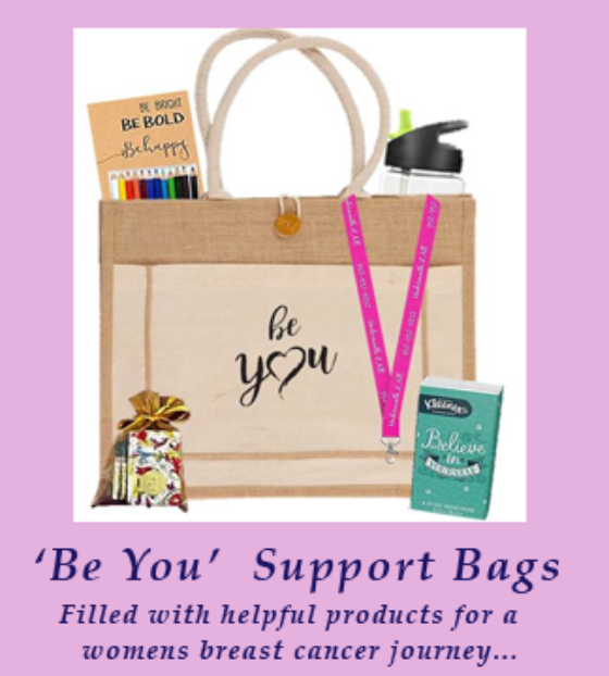 Be You Support Bag