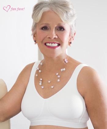 247fd1faca ABC mastectomy bra. Seamless Soft Cup