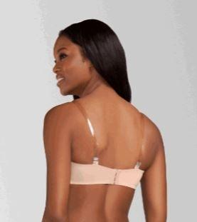 fa8b7fa17e2 Amoena Barbara strapless mastectomy bra